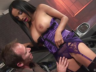 Authoritative ten Romana Ryder gets an amazing pussy hunger