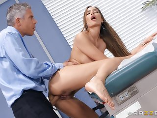 Dilute does outstanding things in Desiree Dulce's awesome pussy