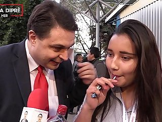 Extraordinary video of a mexican girl with Andrea Dipre