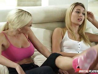 Step Sisters - Scene 1