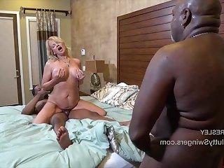 Sensual Granny Interracial Gangbang Mediocre Porn