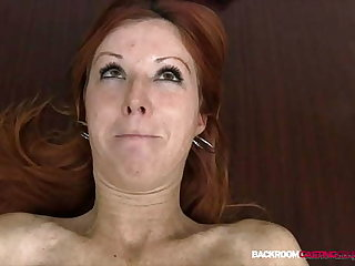 31yo MILF Dani Does Anal, Facial With an increment of Cum Gagging In Her Porn Debut!