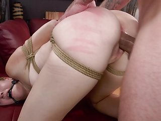 Cheating go steady with Ashley Lane captured and punished by her BF