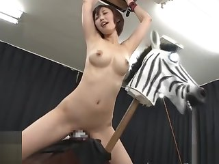 Teacher squiring while fucking with Machine Vibrator and throughout 15 Creampie