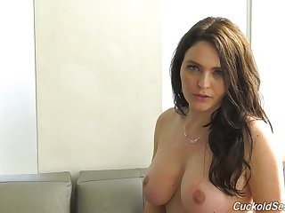Sexy topless lady Krissy Lynn and her scalding interview to cognizant